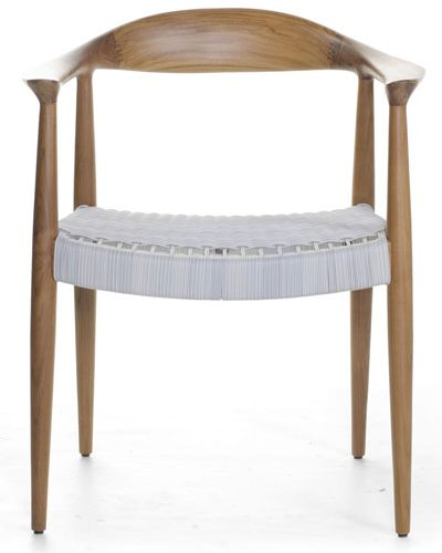 Arm Chair Danish/Synthetic Core