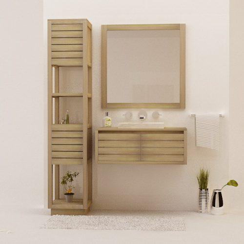 Bath Cabinet 11