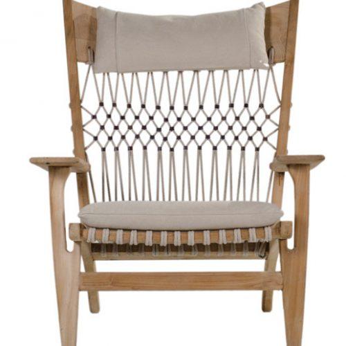 Lounge Chair Roxana  High Back
