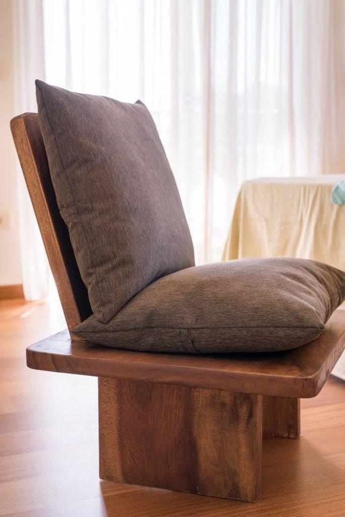 Lounge chair Antik