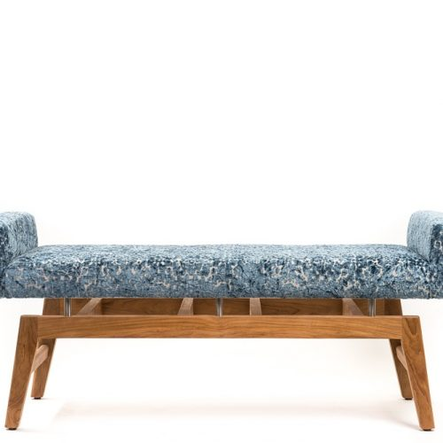 Grand Luggage Bench