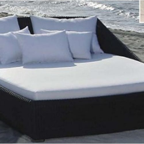 Niki Day Bed W/Tent