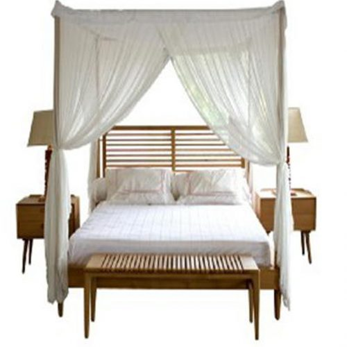 Bed Scandic with Canopy