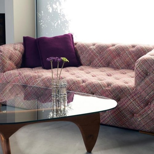 Blu Domes Sofa