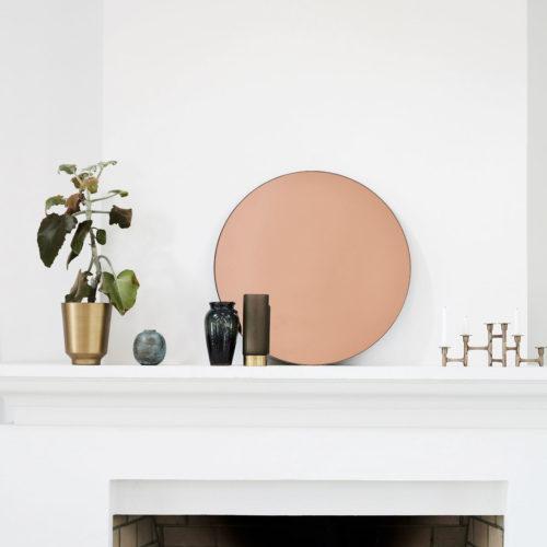 Mirror%2C+Walls%2C+Rose-+Gold+sc0324