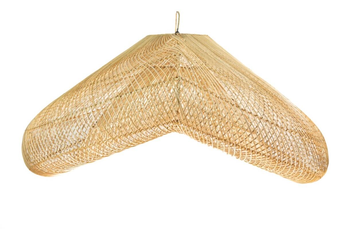 Rattan+Hanging+Lamp
