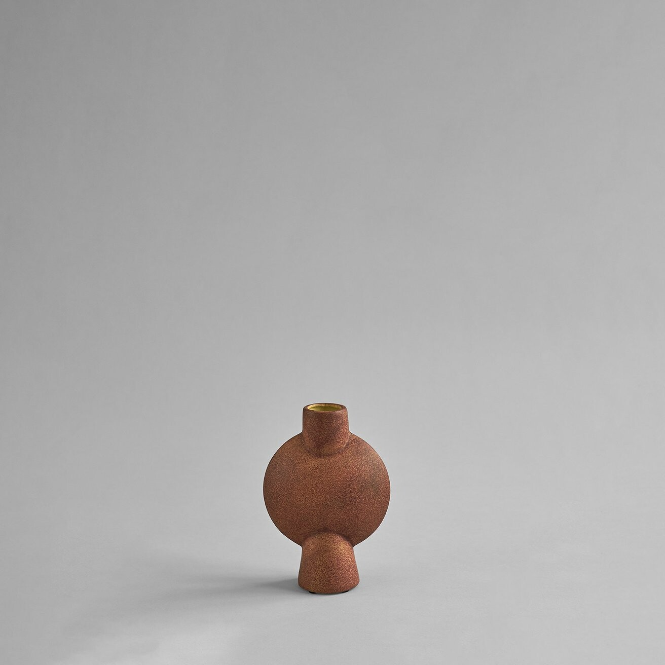 Sphere+Vase+Bubl%2C+Mini+-+Terracotta